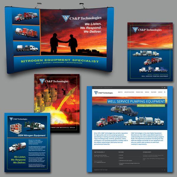Creative Designer | CS&P Technologies