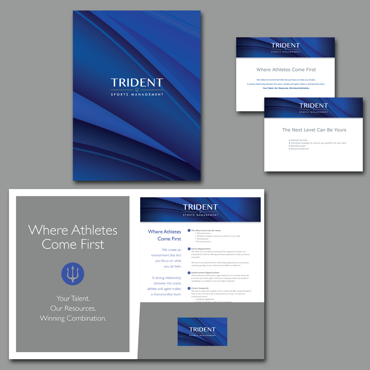 Creative Designer | Trident Sports Management