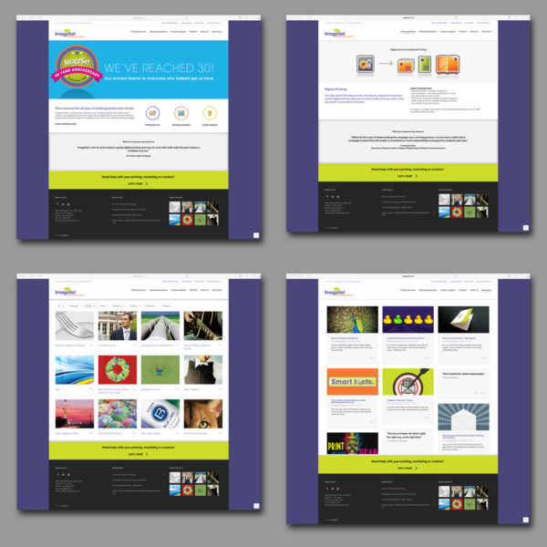 ImageSet Website